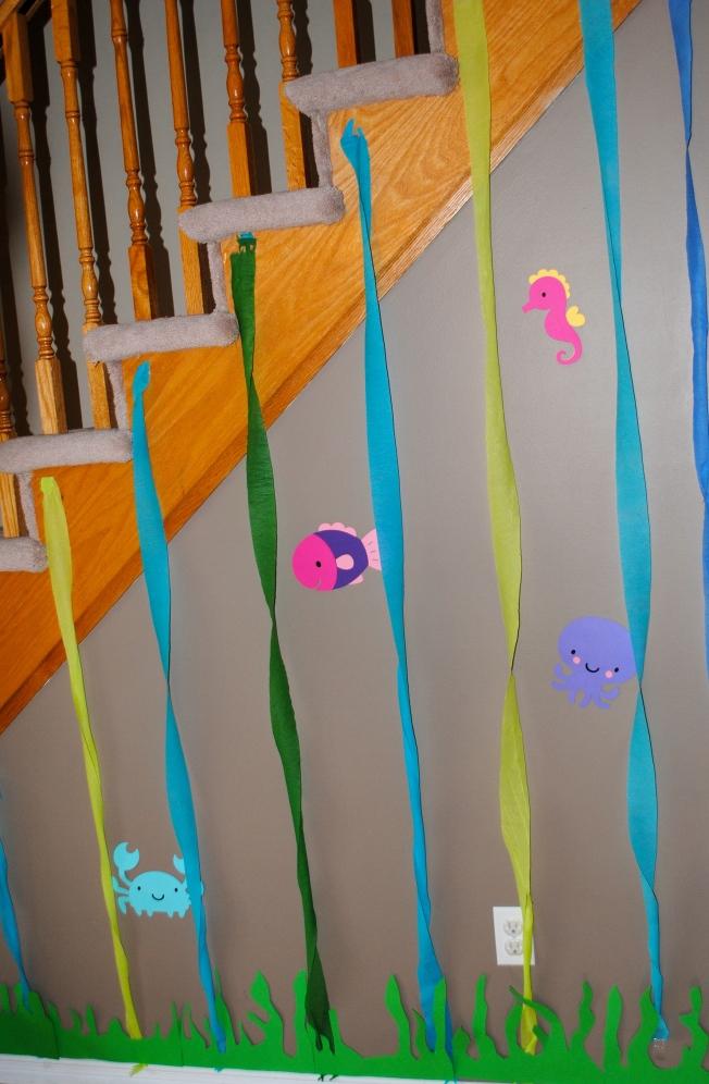 Pinterest idea for mermaid party